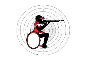 Šāvējs ratiņkrēslā