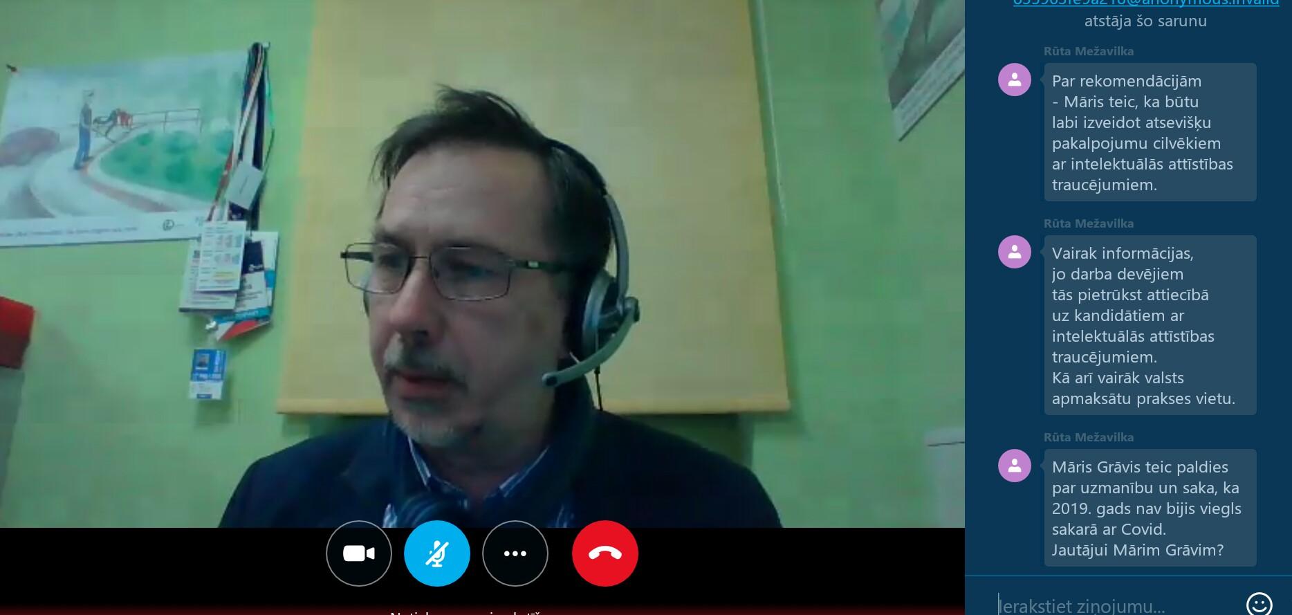 Balodis Skype