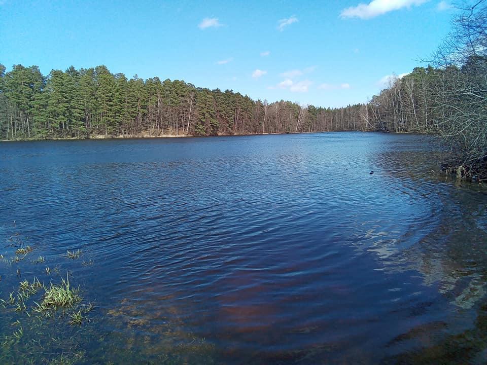 Beberbeķu ezers