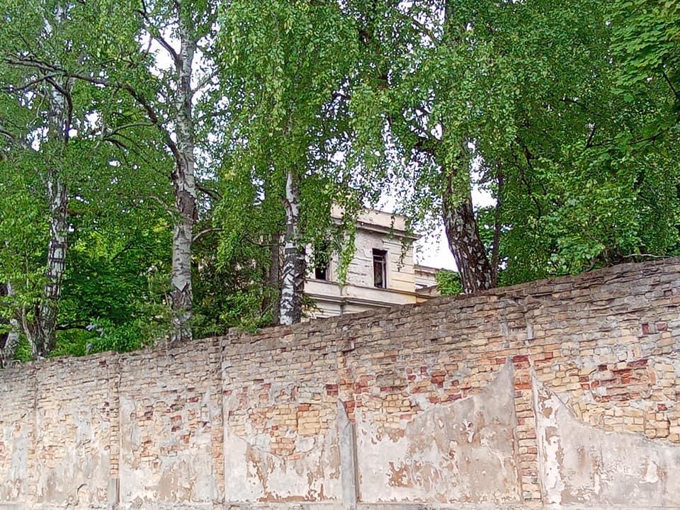 Hirša villa